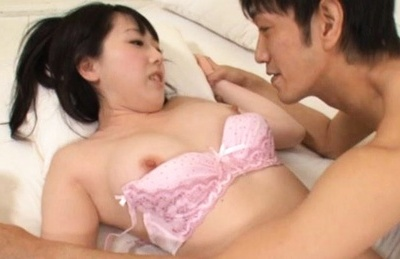 Machiko ono. Machiko Ono Asian has cans taken out of bra