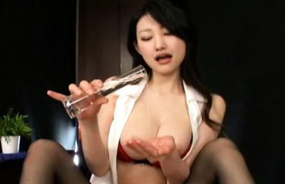 Azumi mizushima. Excited Azumi Mizushima amazes us with heavy breasts that are perfect