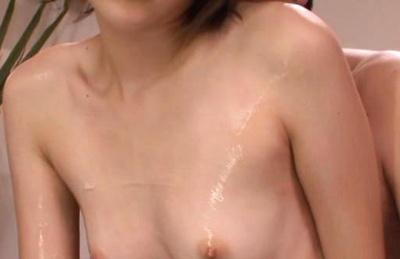 Miki nonohara. Miki sweaty all over from the passionate kisses