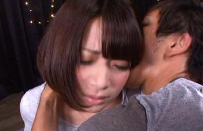 Mayu kamiya. Good Mayu Kamiya meets lover and inspires by his gentle touches