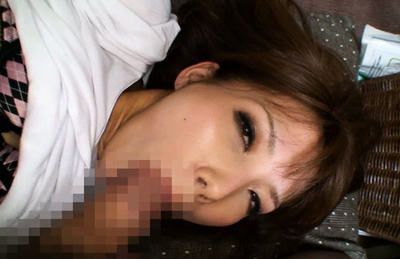 Ai kiyuu. Charming Ai Kiyuu is wanking and touching that horny