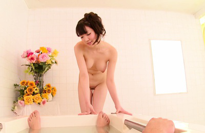 Koharu suzuki. Koharu Suzuki plays with his heavy dick then