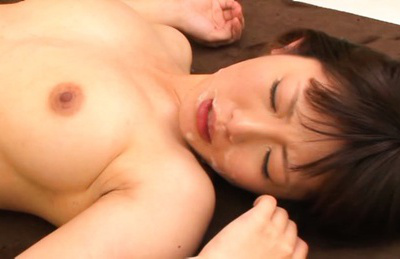 Minami aida. Lovely Minami Aida gets roused make love pretty in her haired cunt