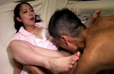 Japanese av model. Japanese AV Model blow dude nipples and has