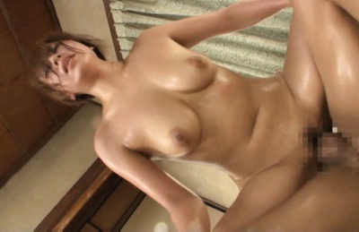 Sakura kawaguchi. Sakura Kawaguchi Asian with large oiled assets enjoys deep have sexual intercourse