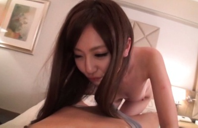 Japanese av model. Japanese AV Model with long hair and all nude
