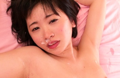 Kimino yuna. Kimino Yuna Asian with juicy boobies gets