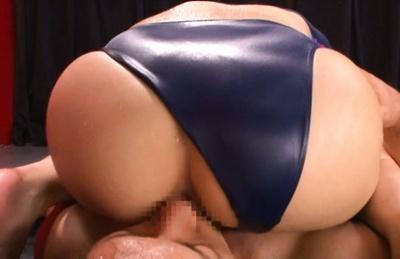 Nono mizusawa. Nono Mizusawa haired pussy is licked close up