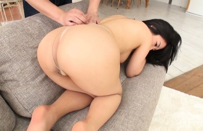 Seri asami. Seri Asami Asian with nasty bottom has vagina