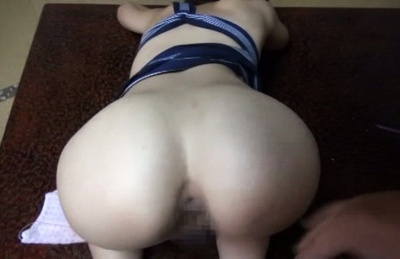 Amateur. Amateur Asian doll with nasty anus up in the