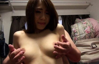 Rei narumi. Rei Narumi Asian has nipples squeezed, pulled