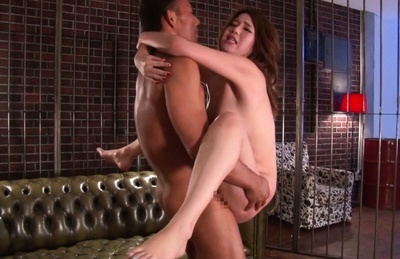 Yukina saeki. Yukina Saeki Asian with hot boobs has cunt make love in many ways