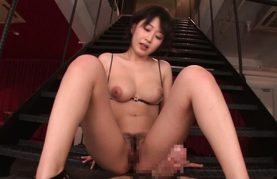 Arisa misato. Arisa Misato Asian gulp toes of fellow that fucks