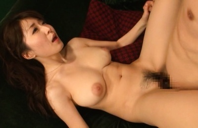 Arisa misato. Arisa Misato Asian with large assets has hairy