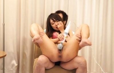 Haruki satou. Haruki Satou Asian has vagina aroused with